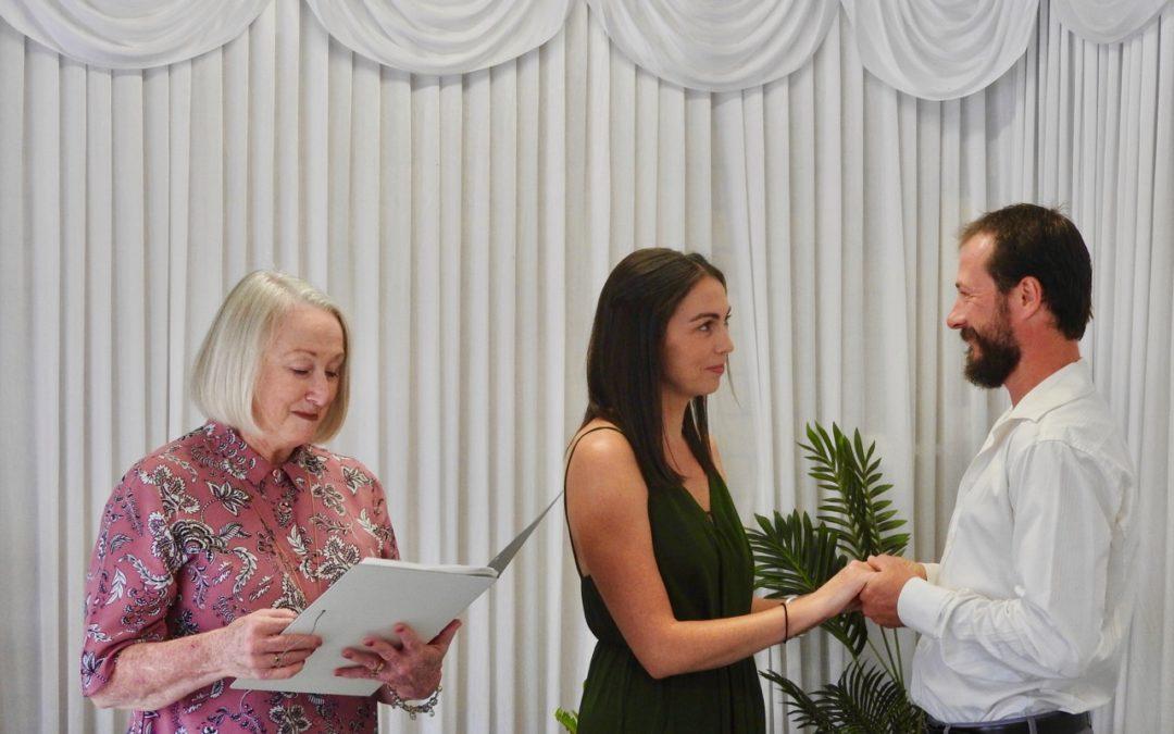 Hunter Wetlands Private Wedding Registry Room